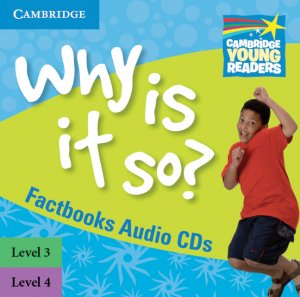 Why Is It So? - Levels 3–4 Factbooks Audio CDs (2) - cambridge - 9780521137492 -