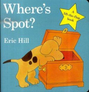 Where's Spot? - warne frederick - 9780723263661 -