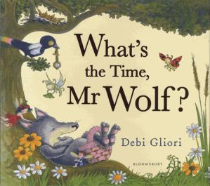 What's the Time, Mr Wolf ? - bloomsbury - 9781408819418 -