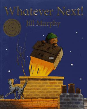 Whatever Next ! - macmillan - 9781509862580 -