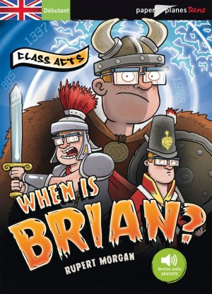 When is Brian ? - Livre + mp3 - Didier - 9782278086580 -
