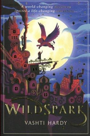 Wildspark: A Ghost Machine Adventure - scholastic - 9781407191553 -