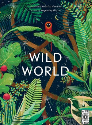 Wild World - wide eyed - 9781786039828 -