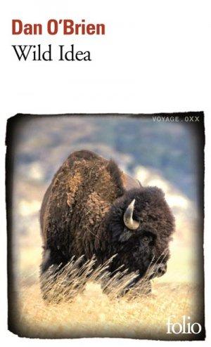 Wild Idea - gallimard - 9782070467761 -