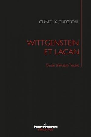 Wittgenstein et Lacan - hermann - 9782705694906 -