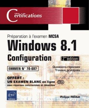 Windows 8.1 - eni - 9782746091139 -