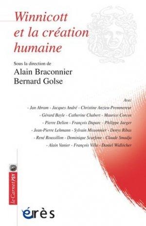 Winnicott et la création humaine - eres - 9782749215600 -