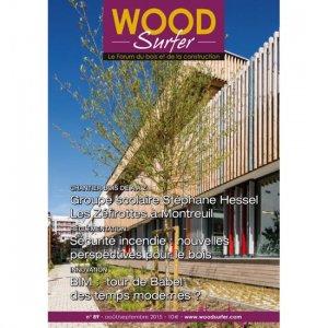 Wood Surfer - Aout/septembre 2015 - des halles - 2224436074758 -