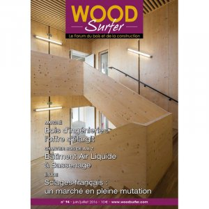 Wood surfer - des halles - 2224697009476 -