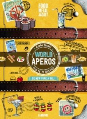 World apéros - Larousse - 9782035923899 -