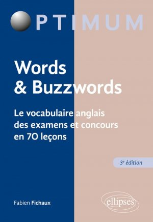 Words & Buzzwords - ellipses - 9782340036116 -