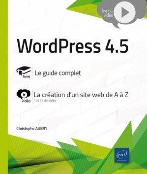 Wordpress 4.5 - eni - 9782409007392 -