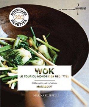 Wok - Marabout - 9782501062190 -