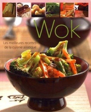 Wok. Les meilleures recettes de la cuisine asiatique - NGV - 9783625007593 -