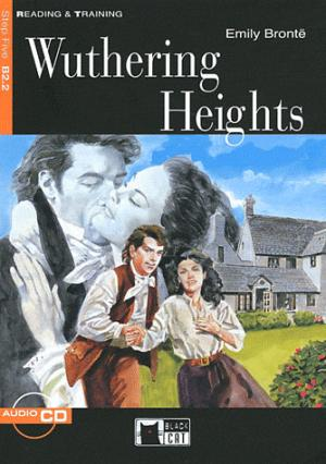Wuthering Heights - black cat - cideb - 9788853003249 -