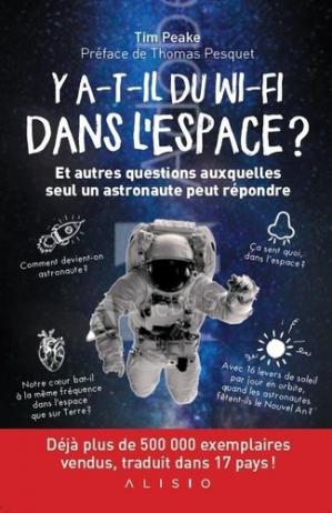 Y a-t-il du wi-fi dans l'espace ? - leduc - 9782379350276