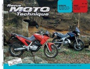 Yamaha 'DT 125 R' (93 à 95), 'DT 125 RE' (89 à 95), et 'TRD 125' (93 à 95) BMW 'F 650' (94-95) 'F 650 ST' - etai - editions techniques pour l'automobile et l'industrie - 9782726891414 -