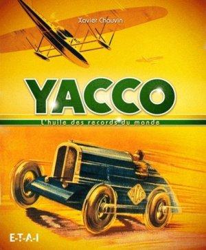 Yacco - etai - editions techniques pour l'automobile et l'industrie - 9782726895481 -