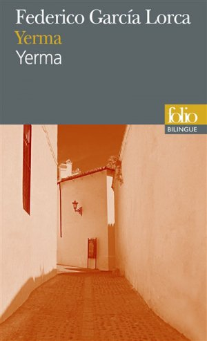 Yerma - Gallimard - 9782070467365 -