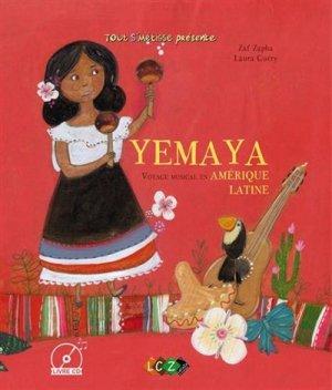 Yemaya - lacaza musique - 9791094193075 -