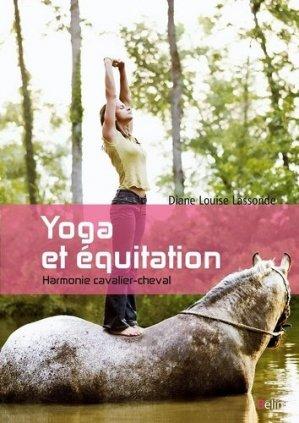 Yoga et équitation - belin - 9782410005622 -