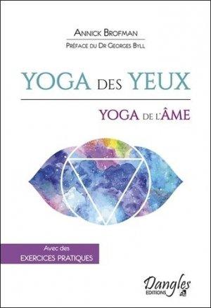 Yoga des yeux, yoga de l'âme - dangles - 9782703312215 -
