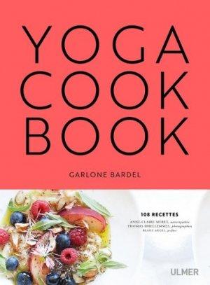 Yoga cookbook - ulmer - 9782841389117 -
