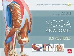 Yoga Anatomie - Anatomie pour le mouvement - Tome 2 - la plage - 9782842214425 -
