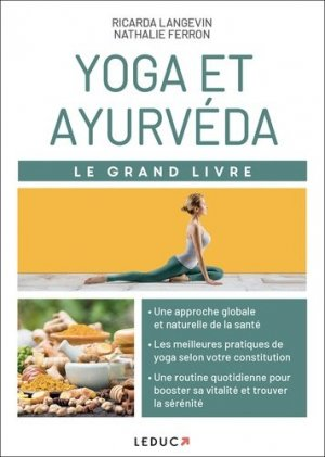 Yoga et ayurvéda  - leduc - 9791028520229 -