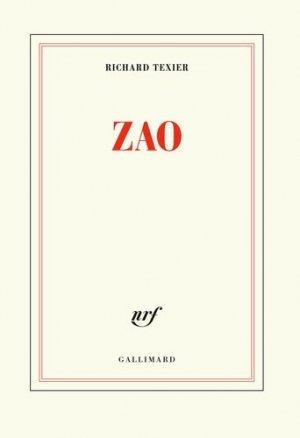 Zao - gallimard - 9782072791727 -
