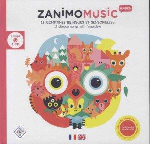 Zanimomusic for babies - joyvox - 9782490066162 -