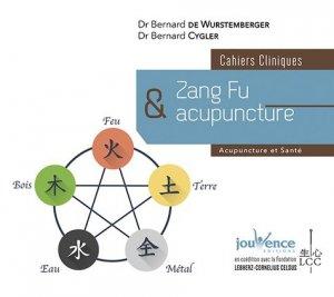 Zang Fu et acunpuncture - jouvence - 9782889118410 -