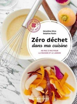 Zéro déchet dans ma cuisine ! - gallimard editions - 9782072932519 -
