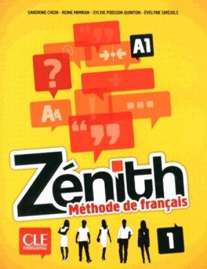Zénith 1 A1 - Nathan - 9782090386325 -