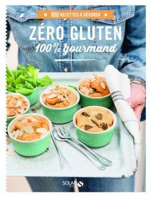 Zéro gluten 100% gourmand - solar - 9782263072420 -