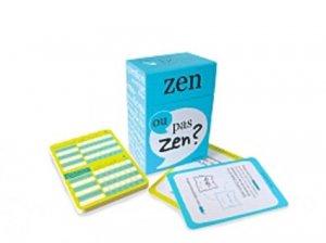 Zen ou pas zen ? - marabout - 9782501072335 -