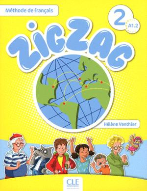 ZigZag 2 A1.2 - Nathan - 9782090383898 -