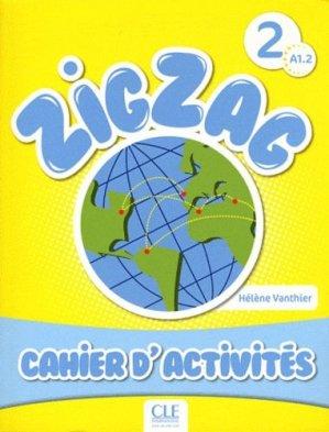 Zigzag 2 A1, 2 - Nathan - 9782090383904 -