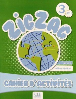 Zigzag 3 A2.1 - Nathan - 9782090383942 -