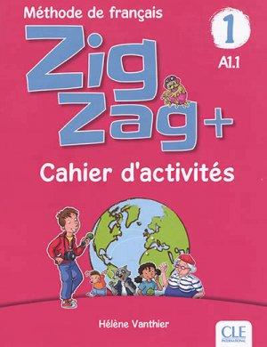 Zigzag + 1 A1.1 - Nathan - 9782090384178 -