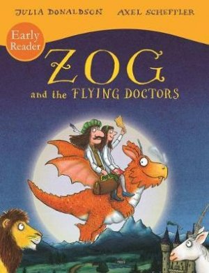 Zog and the Flying Doctors - scholastic - 9781407189543 -
