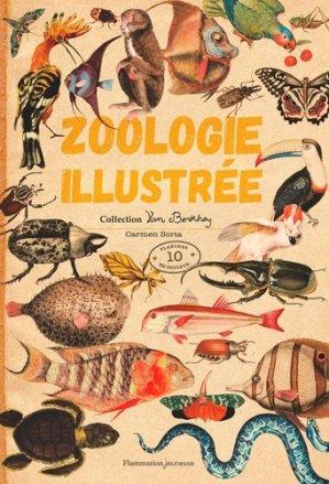 Zoologie illustrée - Flammarion - 9782081490031 -