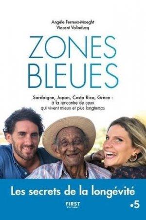 Zone bleue - first - 9782412046128 -