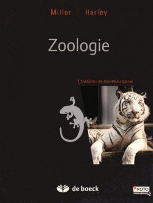 Zoologie - de boeck superieur - 9782804188160 -