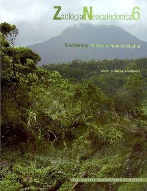 Zoologia neocaledonica 6 - museum national d'histoire naturelle - 9782856536056 -
