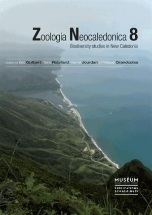 Zoologia Neocaledonica Volume 8 - museum national d'histoire naturelle - 9782856537077 -