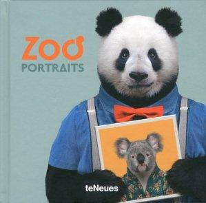 Zoo portraits - teneues - 9783961710584 -