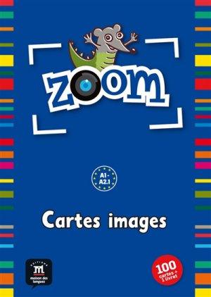 Les cartes images de Zoom - maison des langues - 9788416943050 -