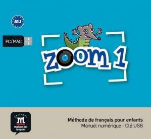 Zoom 1 – Clé USB - maison des langues - 9788417249083 -