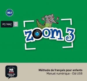 Zoom 3 - Méthode de français pour enfants - maison des langues - 9788417249106 -